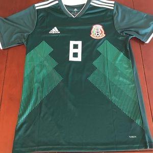 Adidas mexico lozano jersey